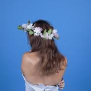 Work-shop Sydney, Paper flower crowns