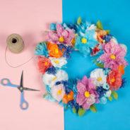 Design & create paper flowers